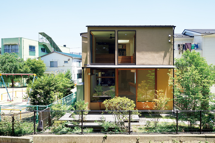齋藤さんの家