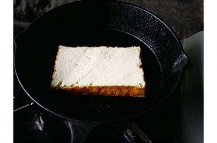 横半分にカットして薄めにすれば食べやすく、たくさん作れます