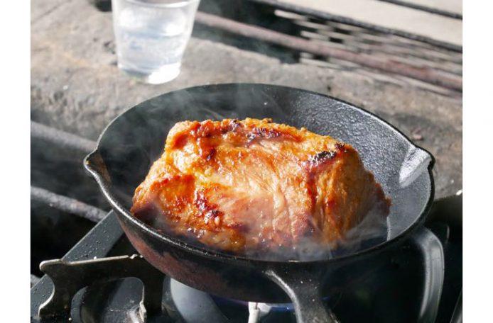 お肉は大きすぎないほうが火の通りがいいですよ