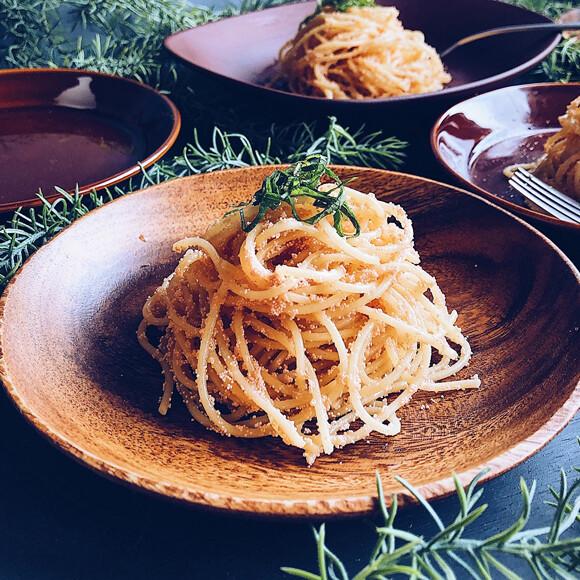 昭和の洋食屋さんの味。炒めたらこスパゲティのレシピ