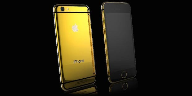 e36d904658 Luxury Gold iPhone 6 (4.7