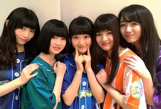 super girls 3期メンバーのみのツアーでガールズバンドに挑戦 森永