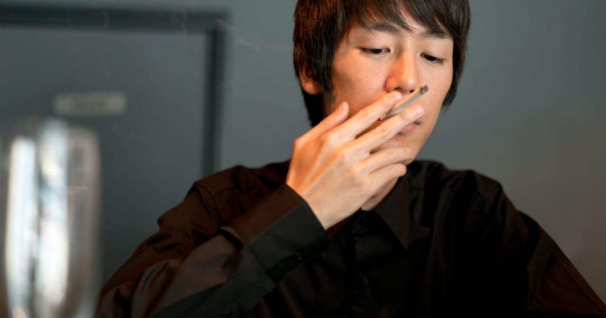 橋本かんな たばこ