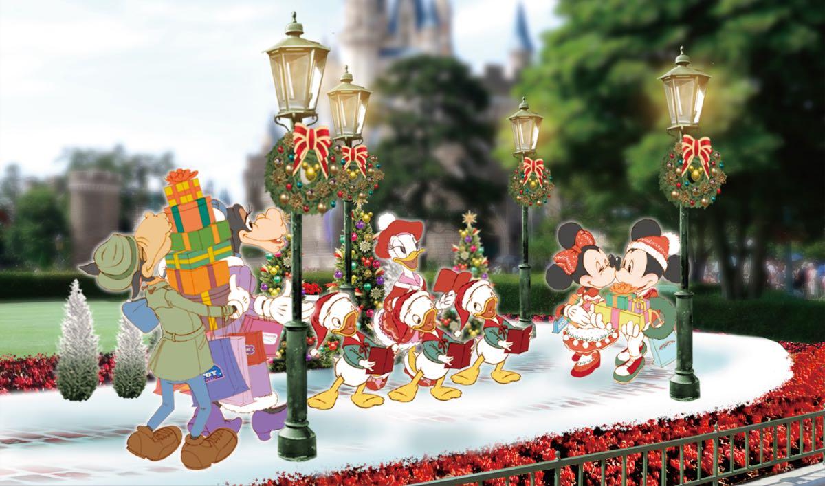 ディズニー・クリスマス・ストーリーズ」再演!東京ディズニーランド