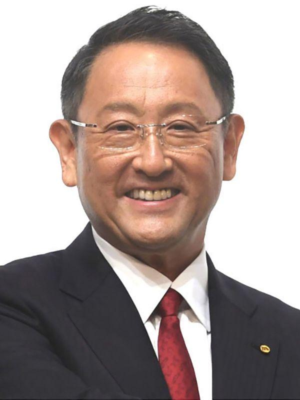 年俸3億8,000万円超 豊田章男社...