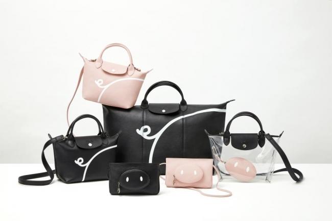 39e7d4c39e9a チャイニーズファッションブロガー MR.BAGSとロンシャンのコラボレーションバッグ限定発売
