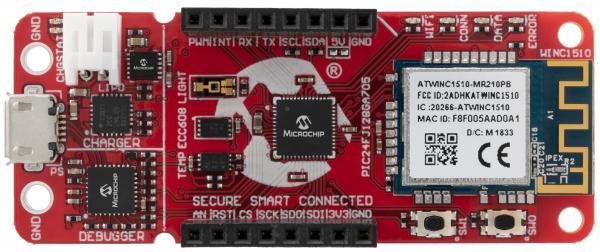 Microchip、PIC(R) MCUアプリケーションを簡単にGoogle Cloudに接続できるクラウドIoTコア向け開発 ...