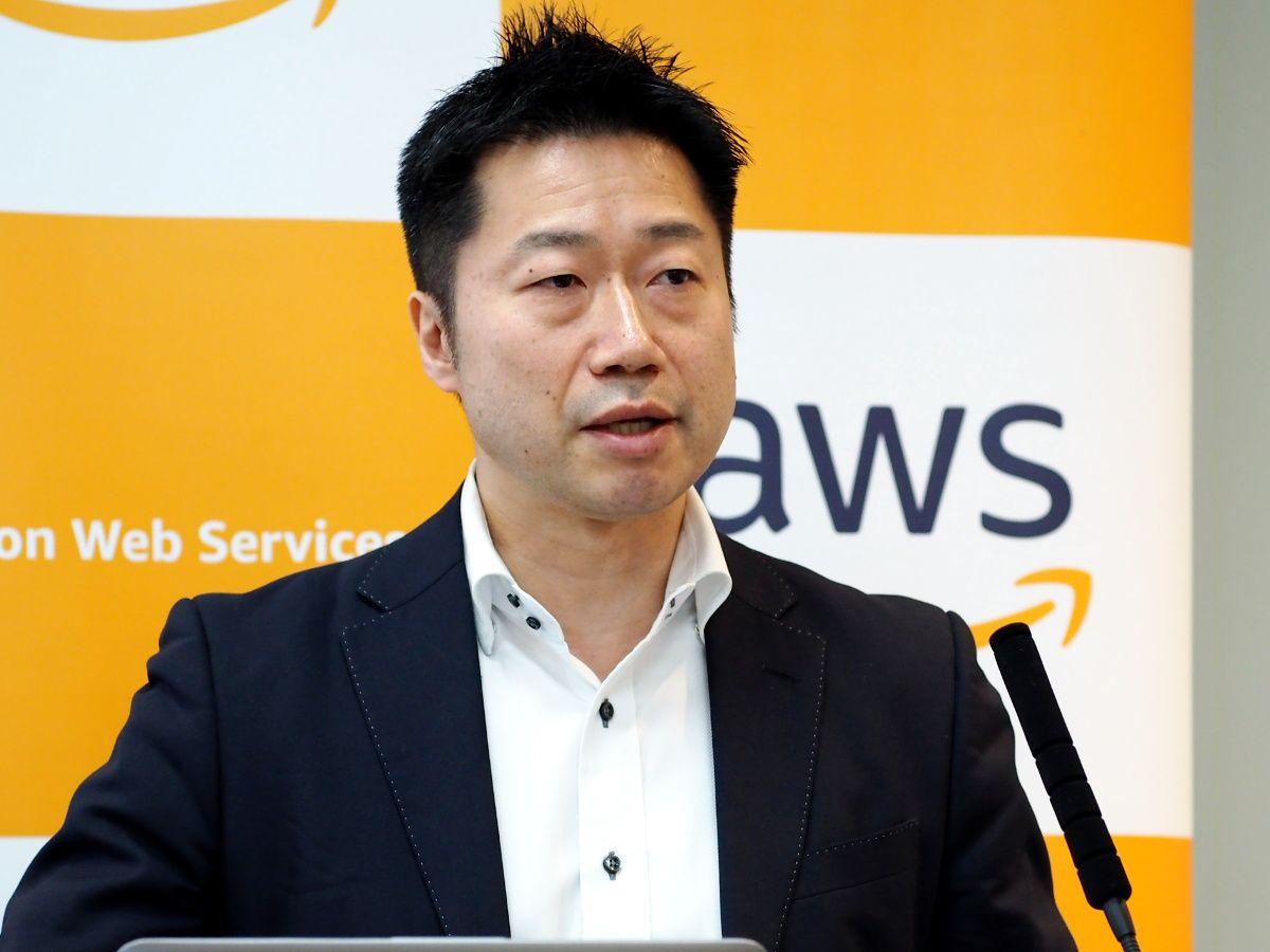 「商用DBのクラウド移行が加速」AWSJが移行支援サービス説明