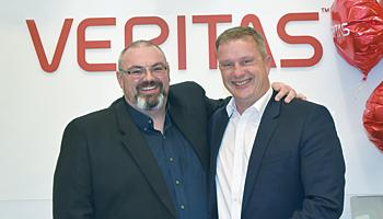 ベリタステクノロジーズが事業方針 クラウド戦略強化へ 「ビジネスの中心には常にパートナー」と強調