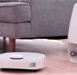 「本当に素晴らしいアイデア!」 世界初「自洗式モップ掃除ロボット」がクラウドで大人気