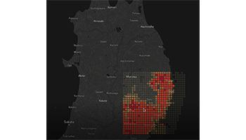 富士通クラウドテクノロジーズ、衛星で撮影した画像の分析サービス