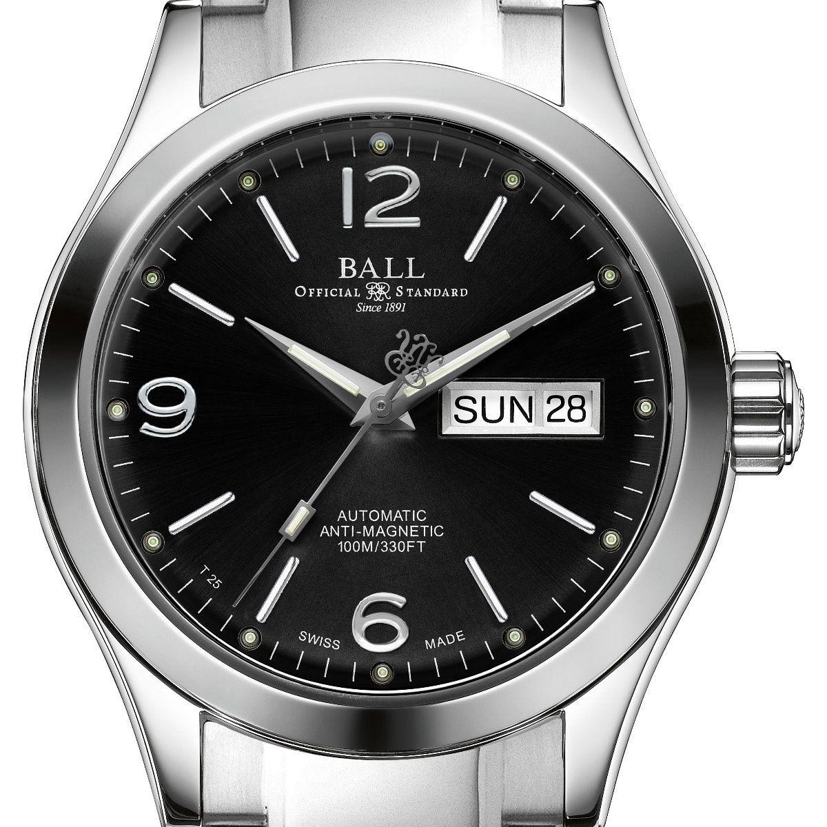 the latest 5ecb7 339a3 サビ・腐食に強い904Lステンレススティール採用の腕時計がボール ...