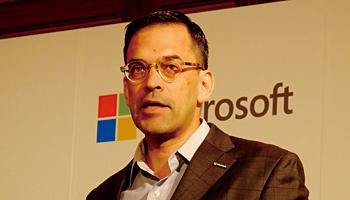 日本マイクロソフト、「2020年にクラウドでトップ」は引き継ぎ事項