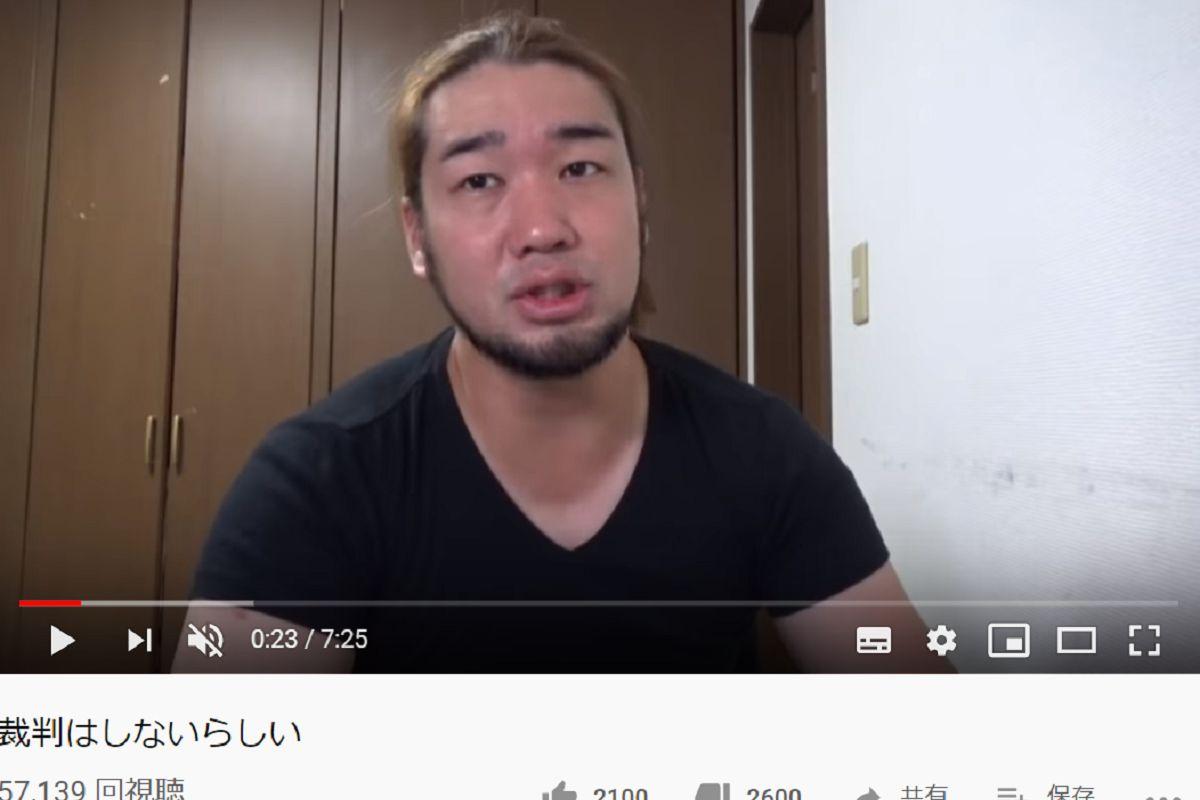 シバター 立花 孝志
