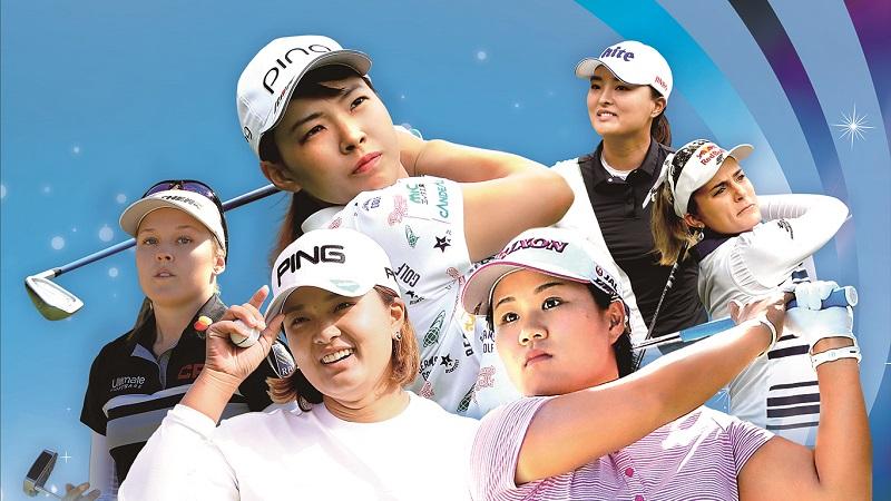lpga 女子 ゴルフ ツアー