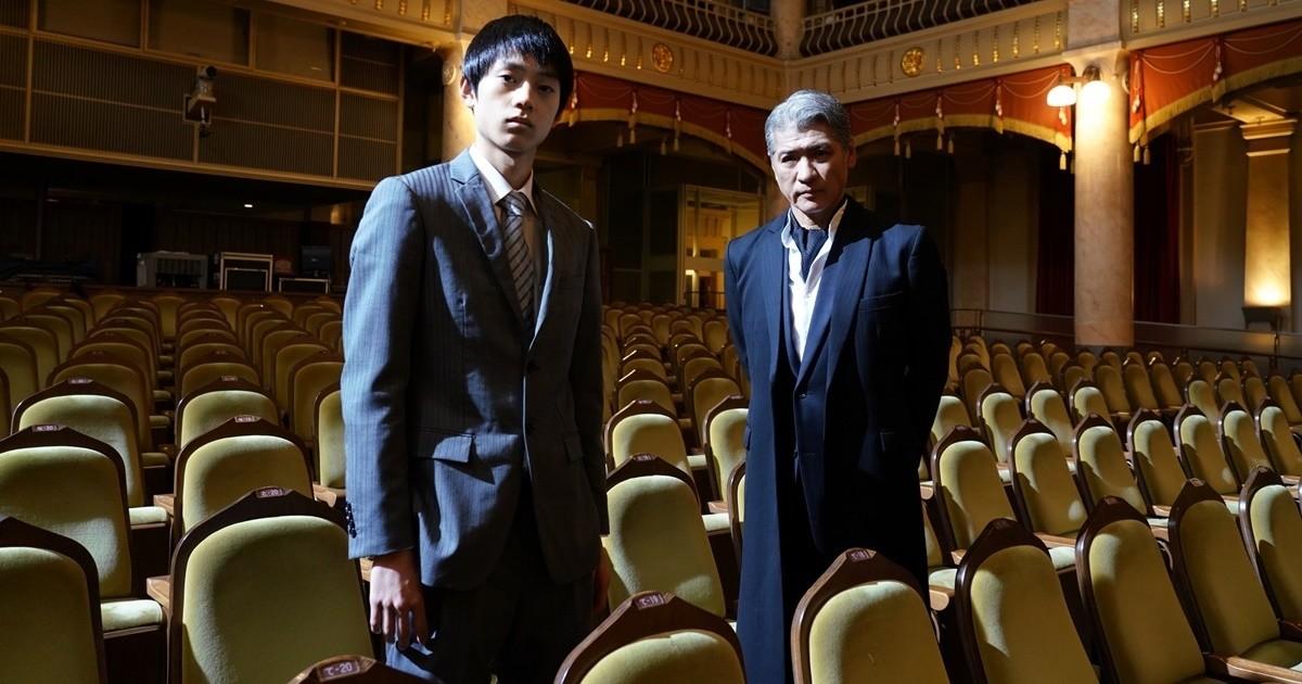 水沢林太郎、吉川晃司に衝撃「あんなに大きい背中を見たのは初めて」