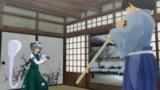 庭師と剣豪