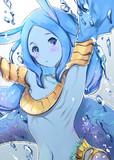 水のエレメンタルちゃん