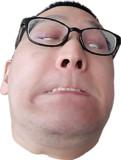 【自撮り画像】双子座の巨漢