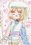 魔法少女エミ☆マギカ…?