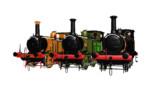 [MMDモデル配布]LB&SCR A1X class 蒸気機関車