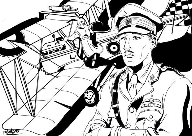『リアルバトルフィールドその2~英連邦ニュージーランド軍パイロット キース・コードウェル』のサムネイル