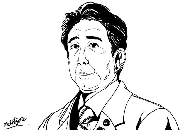 『第90代及び96 ~98代内閣総理大臣 安倍 晋三』のサムネイル