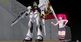 ひかる:「お台場ガンダム? こっちは本物のMSと宇宙戦艦だよ! もうホントきらヤバ~☆だよ!」