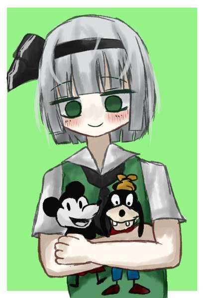 『グーフィー好きESKちゃん』のサムネイル