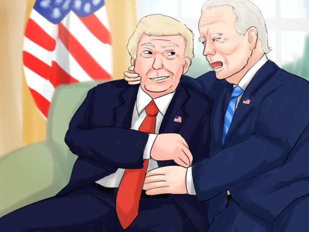 『アメリカ大統領選.gaba』のサムネイル