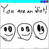 【記憶スケッチ】You are an idiot!【ブラクラ】