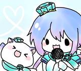 蒼姫ラピスとラピス猫♪