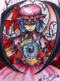 【紅魔館の悪魔】レミリア・スカーレット