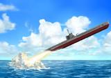 艦長「潜水艦浮上!!」 ゴゴゴゴ…