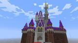 【Minecraft】東京ディズニーランド シンデレラ城