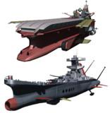 合体空母と合体戦艦