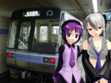 名古屋の地下鉄2 名城線・名港線