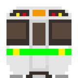 JR北海道721系 快速エアポート ドット絵
