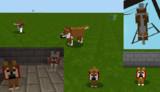 【Minecraft】オオカミ専用:柴犬【mobスキン】