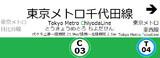 東京メトロ千代田線