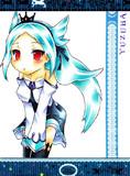 【12色色鉛筆】ユズハ【CONCEPTION】