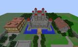 DQ3のアリアハン城