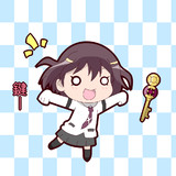 【咲-Saki-阿知賀編】鶴田姫子【EDちびキャラ】