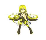 【V3 Lily】DAYBREAK【オリジナル】PV用イラスト。
