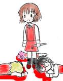 血だまりスケッチ