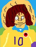 某サッカー選手