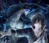 黒魔術師と竜王