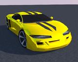 スポーツカー 3
