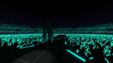 初音ミクのライブコンサート
