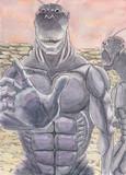 害虫の王(ゴキブリ)